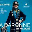 "Affiche du film ""La Daronne""."