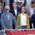 """Victoria de Marichalar lors de la traditionnelle """"corrida de bienfaisance"""" aux arènes de Las Ventas à Madrid, le 12 juin 2019."""
