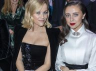 Reese Witherspoon : Attentive à la Fashion Week avec Virginie Efira