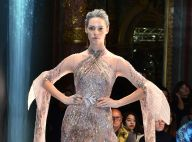 Maëva Coucke : Naïade sublime à la Fashion Week, Sylvie Tellier envoûtée