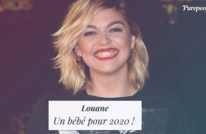 Louane enceinte : elle officialise sa grossesse au défilé Jean Paul Gaultier