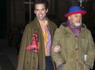 Mika : Sa folle soirée mode à la Fashion Week, avec Christian Louboutin