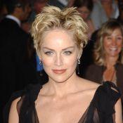 Quand la superbe Sharon Stone, 51 ans... s'affiche totalement nue ! Magnifique !
