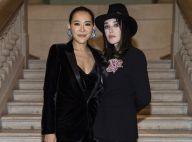 Isabelle Adjani : Chic et svelte pour un dîner élégant au Musée des Arts Déco