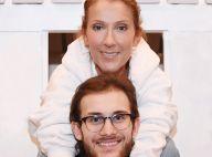 """Céline Dion à son fils René-Charles : """"Ton père veille toujours sur toi"""""""
