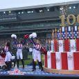 Atmosphère lors de la 100ème édition du Grand Prix d'Amérique sur l'hippodrome de Vincennes à Paris, France, le 26 janvier 2020. © Giancarlo Gorassini/Bestimage