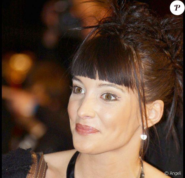 La charmante Erika Moulet, une valeur sûre en devenir...