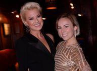 Katrina Patchett affiche sa nouvelle coupe en soirée avec les stars de DALS