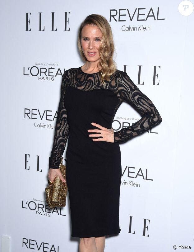 Renée Zellweger aux ELLE Women in Hollywood Awards à Los Angeles en 2014.