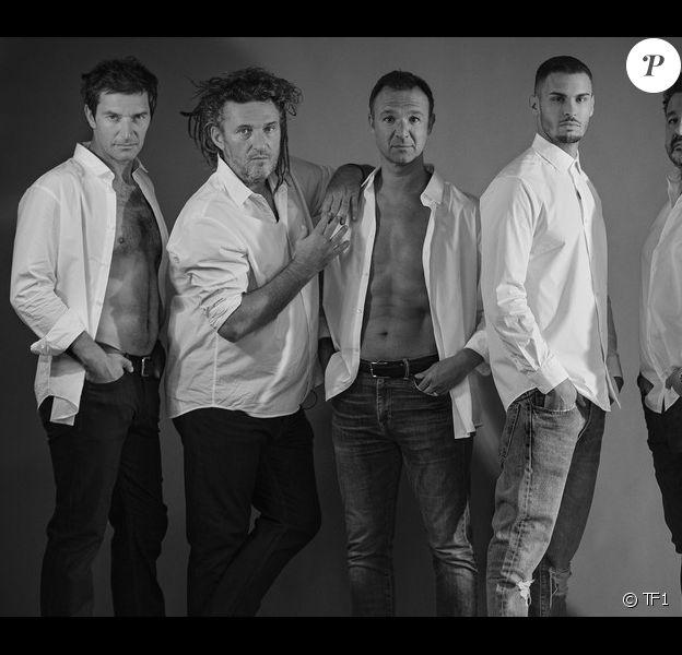 """L'émission """"Stars à nu"""" diffusée le 31 janvier 2020 sur TF1."""