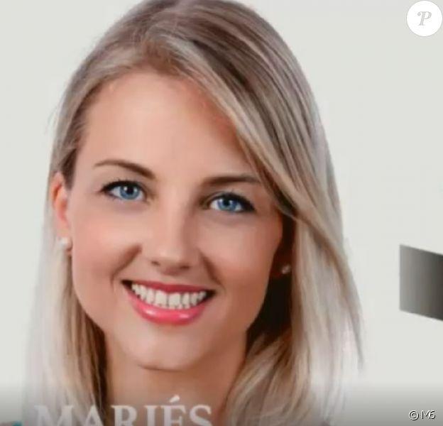 """""""Mariés au premier regard 2020"""", Solenne et Matthieu dans l'épisode du 3 février, sur M6"""