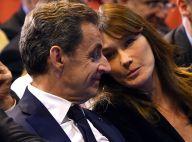 Carla-Bruni Sarkozy comblée avec Nicolas : elle célèbre leurs 12 ans de mariage
