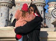 Amel Bent : Rares photos de sa fille pour son anniversaire, sortie à Disney