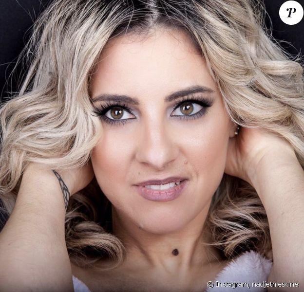 Nadjet Meskine, Miss Smile et Miss Monde en fauteil roulant - Instagram, 5 décembre 2019