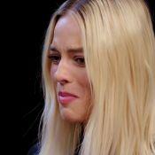 Margot Robbie au bord des larmes : ce challenge qui la pousse à bout