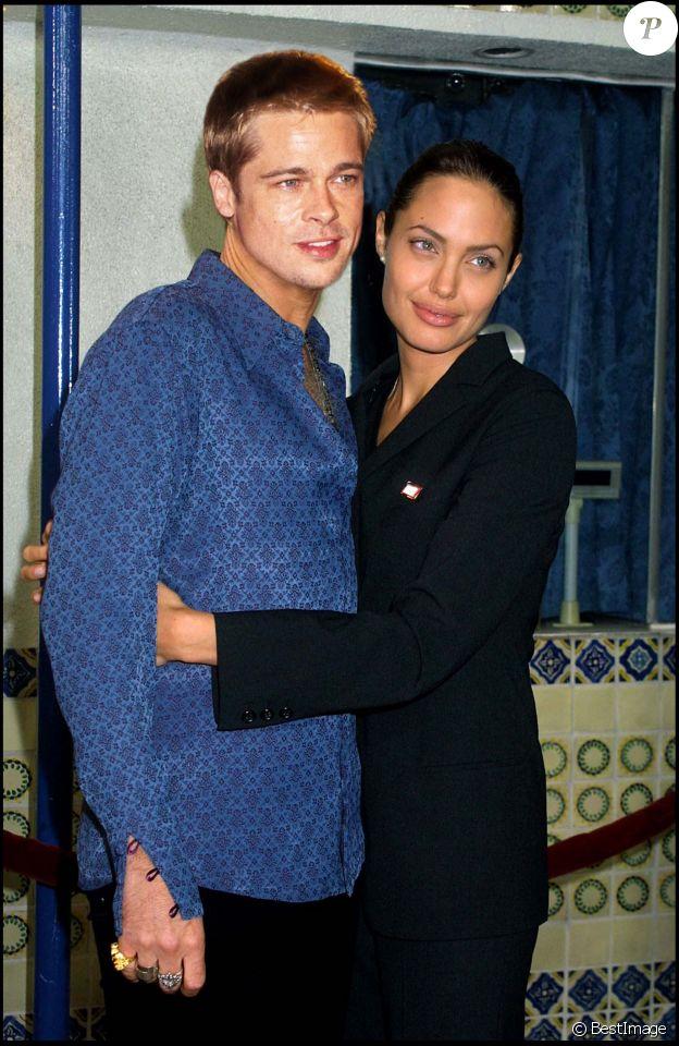 Brad Pitt et Angelina Jolie, victimes de la malédiction des Oscars.