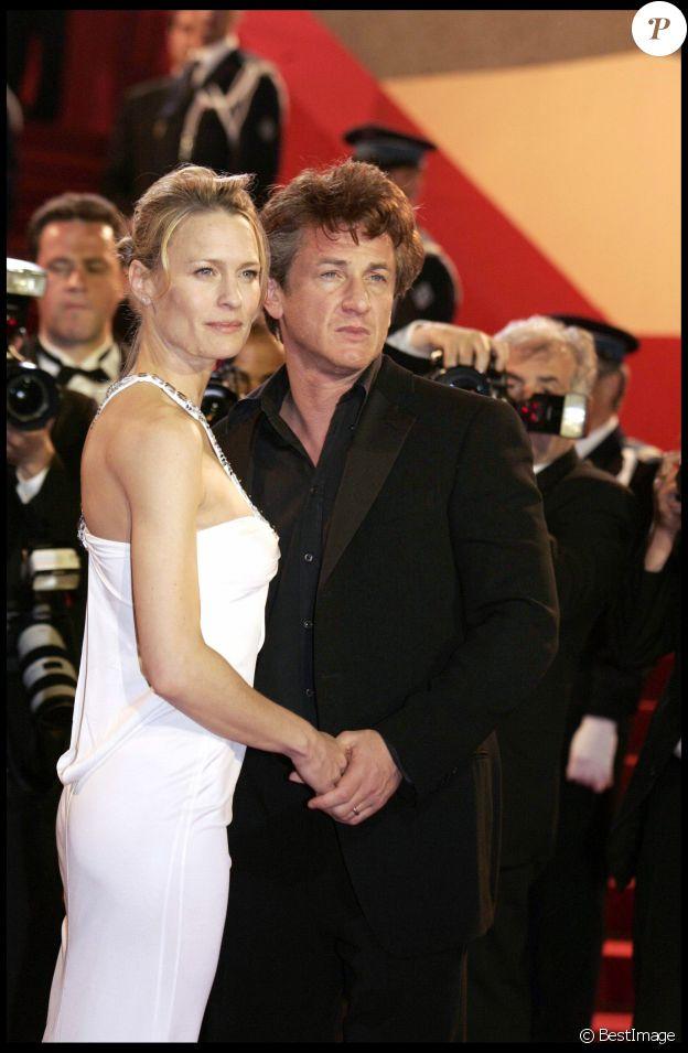 Sean Penn et Robin Wright, victimes de la malédiction des Oscars.