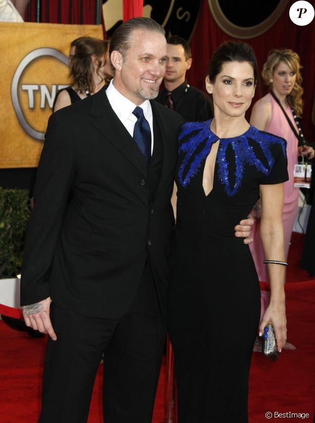 Sandra Bullock et Jesse James, victimes de la malédiction des Oscars.