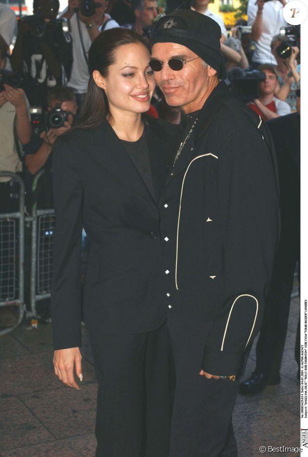 Angelina Jolie et Billy Bob Thornton, victimes de la malédiction des Oscars.