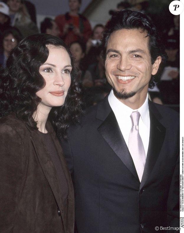 Julia Roberts et Benjamin Bratt, victimes de la malédiction des Oscars.