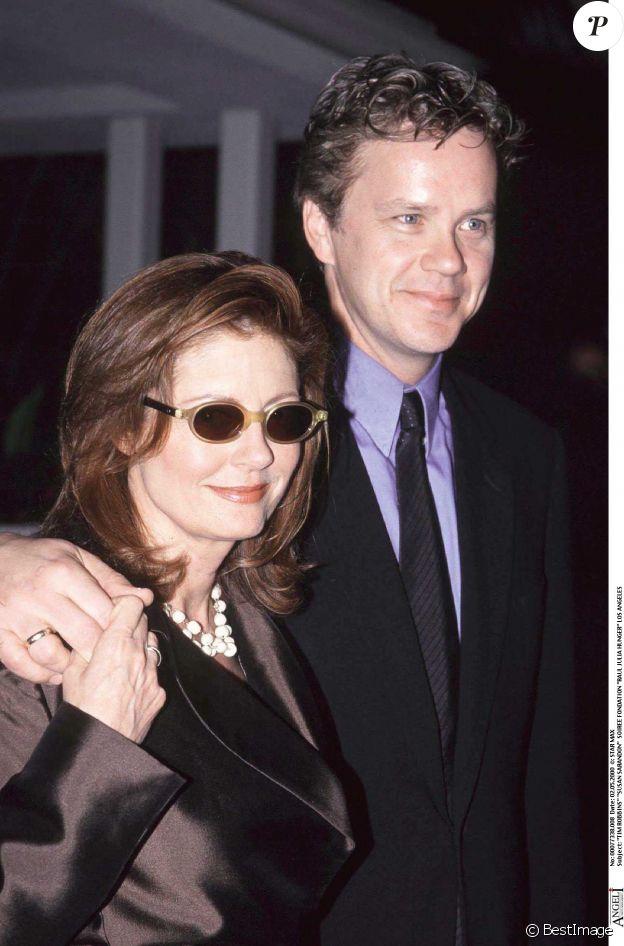 Susan Sarandon et Tim Robbins, victimes de la malédiction des Oscars.
