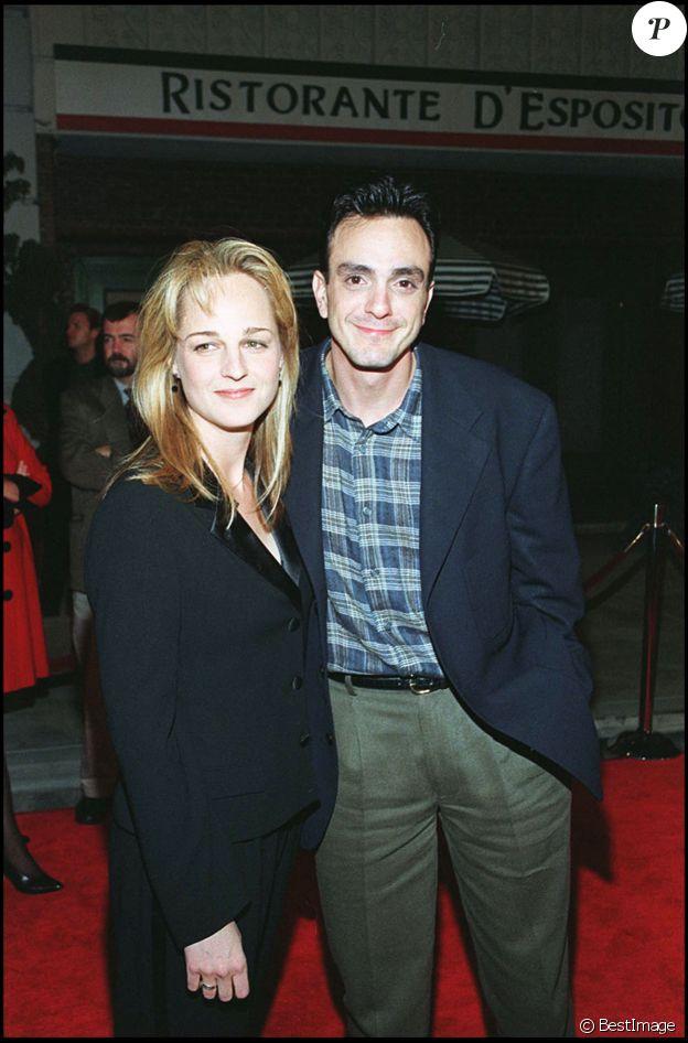 Helen Hunt et Hank Azaria, victimes de la malédiction des Oscars.