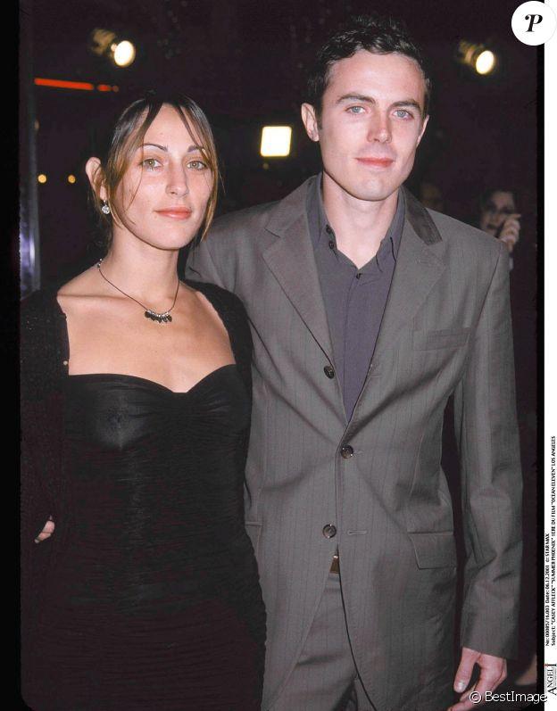 Casey Affleck et Summer Phoenix, victimes de la malédiction des Oscars.