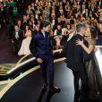 Natalie Portman lors de la 91e cérémonie des Oscars du cinéma, le 9 février 2020 à Los Angeles.