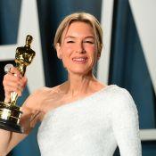 Oscars 2020 : Renée Zellweger retrouve son ex Bradley Cooper 9 ans plus tard