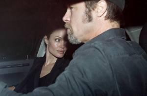 Brad Pitt et Angelina Jolie : sortie en amoureux... avant un rendez-vous coquin dans leur grotte d'amour !