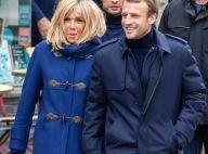 """Brigitte Macron et les critiques sur son mari : """"Ce que j'entends je lui répète"""""""