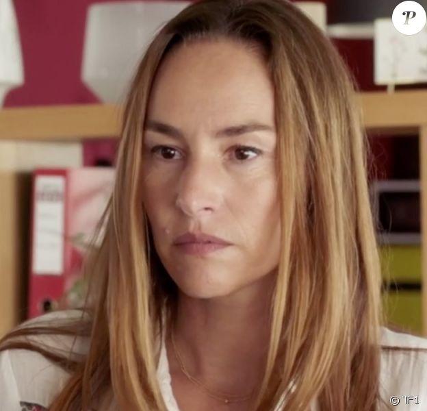 """Vanessa Demouy joue Rose Latour dans la série """"Demain nous appartient"""", diffusée sur TF1."""