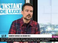 """Damien Sargue, """"pas majeur"""" quand il s'est mis en couple avec Hélène Ségara"""