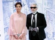 Caroline de Monaco : Après Karl Lagerfeld, elle s'associe à Christian Louboutin