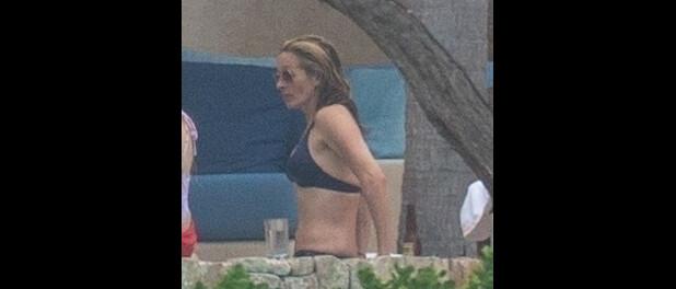 Julia Roberts en bikini : Farniente en vacances avec son mari Daniel Moder