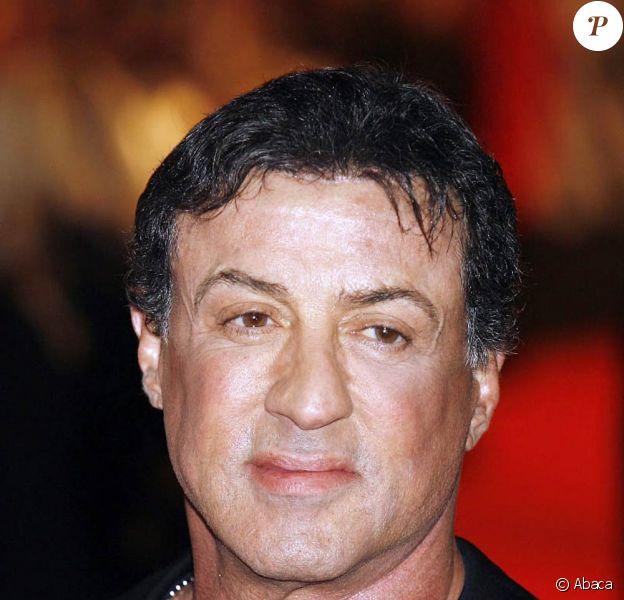 Sylvester Stallone... bientôt récompensé lors de la Mostra de Venise !