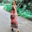 Kelly Bochenko sublime à la Réunion, le 26 janvier 2020, photo Instagram