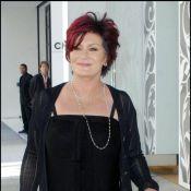 Sharon Osbourne, en deuil et boulimique, garde le sourire grâce... au shopping !