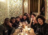 Madonna, Ludivine Sagnier, Omar Sy... Déjeuner improbable chez Jean Imbert