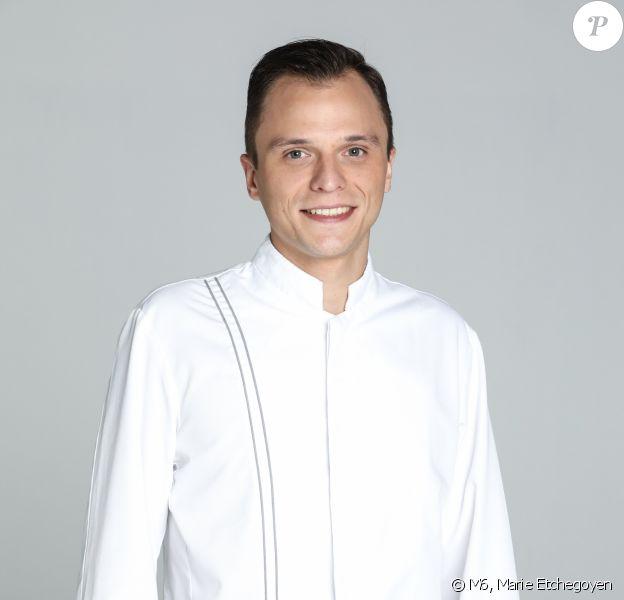 "Jean-Philippe Berens, 29 ans, candidat de ""Top Chef 2020"", photo officielle"