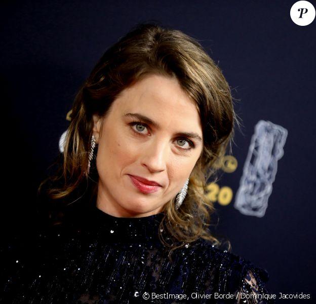 Adèle Haenel lors du photocall lors de la 45ème cérémonie des César à la salle Pleyel à Paris le 28 février 2020 © Dominique Jacovides / Olivier Borde / Bestimage