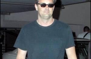 Matthew Perry : à bientôt 40 ans... ce n'est toujours pas la grande forme !