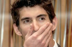 Nouvel accident de la route pour le champion Michael Phelps : lui va bien, mais sa voiture... Regardez !