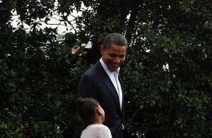 Barack Obama : sa femme Michelle et ses filles embarquent avec lui... pour changer l'Amérique !