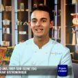 """Diego dans """"Top Chef"""" mercredi 11 mars 2020 sur M6."""