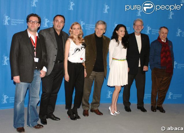 Le jury au complet sans Sandrine Bonnaire