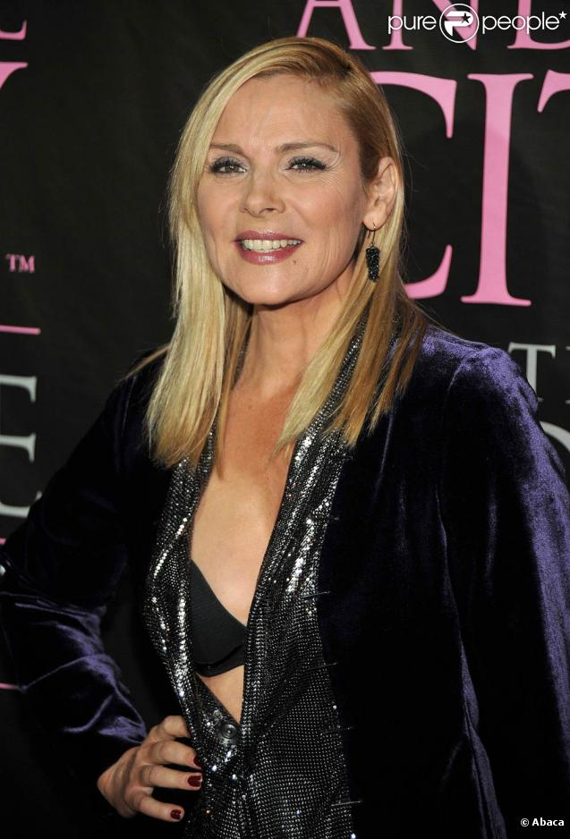 Sex And The City Star Kim Cattrall never had the luxury of ... Kim Cattrall Now