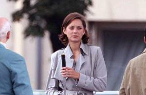 Les stars Marion Cotillard et Leonardo DiCaprio... mari et femme à Paris pour un tournage top secret !
