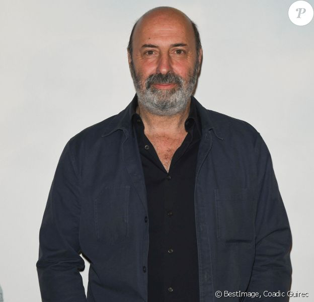 """Cédric Klapisch à l'avant-première du film """"Deux Moi"""" au cinéma MK2 à Paris, France, le 9 septembre 2019. © Coadic Guirec/Bestimage"""
