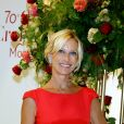Rebecca Hampton - Arrivées des people à la 70ème édition du gala de la Croix Rouge monegasque à Monaco le 27 juillet 2018. © Dominique Jacovides/Bestimage